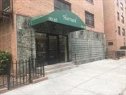 Sold As Is!!2 Large Br Apartment ( Including Master With Ensuite), Lr, Dr, Kitchen, Full Bath ( Total Of 2 Bathrooms), Foyer, Plenty Of Closets.. 15Minutes From Flushing And About 30-40 Min To Manhattan . Must Be 100% Owner Occupied. Super Lives On Site. Laundry Room Is On Premises. Parking Available, Accessibility To Buses, And Express Buses. Access Shopping. Close To Rego Park/ Queens Center Mall. Walking Distance To M & R Trains. Close To Lie