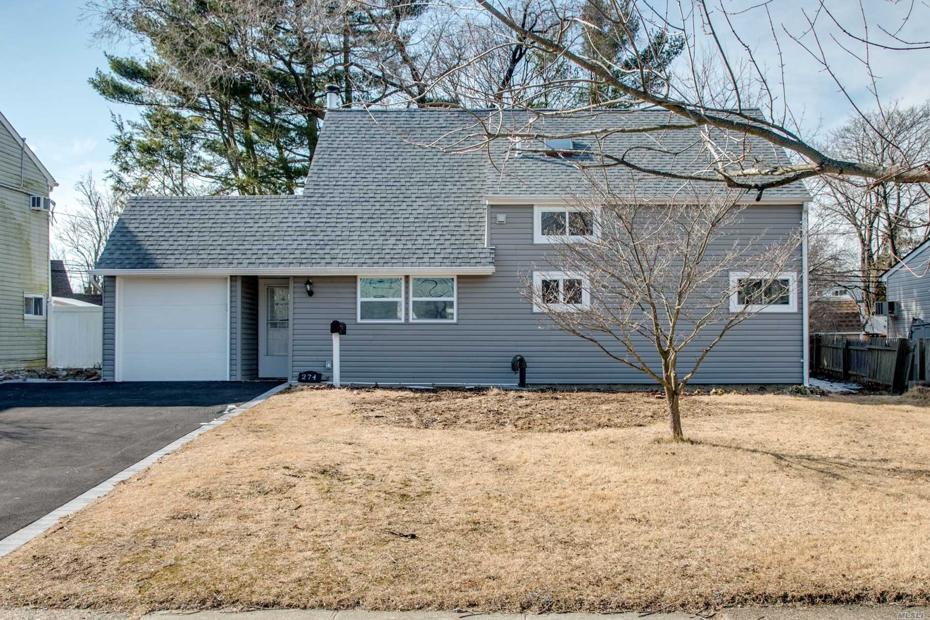 Don't Miss This 4 Bedroom 2 Bath Ranch On Over Sized Park Like Property. House Features New Eat In Kitchen, Two New Bathrooms, New Siding And Windows. New Burner...Too Much To List!