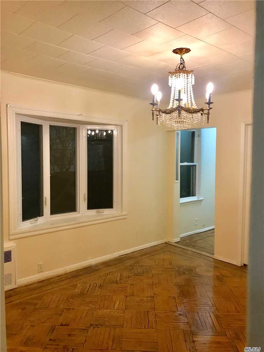All Utilities Included!!- Nice Renovated 3 Bedrooms Apartment In A Prime Area Of Ozone Park.! Close To The A Train And all Transportation. Close To Shopping, Highways, And Schools. Very Convenient!! 10 Mins. To JFK Airport,  A Must See!! Do not forget All Utilities Included!!