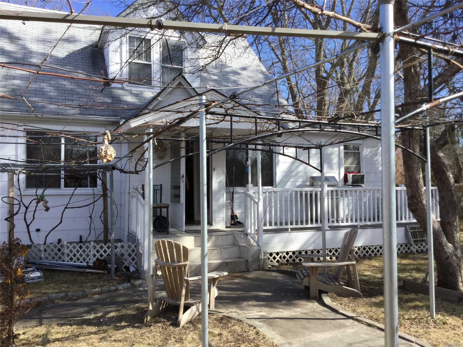 Very Nice, Charming 3 Bedrooms With 2Bath, 2 Car Oversized Garage. The Extension To The Garage Is A Gift, Which Can Be A Possible Mother-Daughter, With Proper Permits. Rare Half An Acre Of Property.