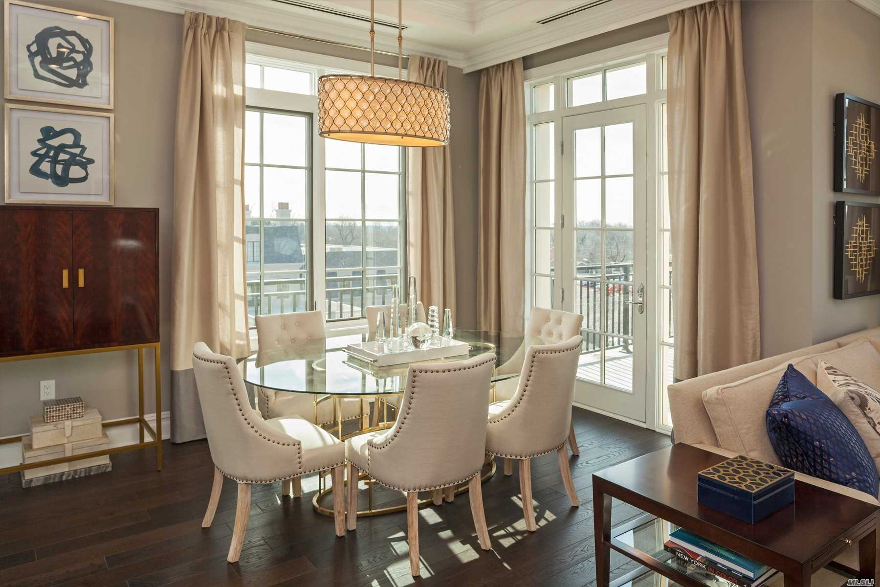 Come Live At The Ritz In This Fabulous Condo Over Looking The Pool. The Ritz Carlton Residences, Luxury Condominiums Set On 17 Beautifully Landscaped Acres Within The Village Of North Hills, 20 Miles From Manhattan, 60 Miles To The Hamptons. Legendary Services, Gated Community, Private Clubhouse, Gracious Living Spaces, Gourmet Kitchens, Resort Style Amenities. Car Service To Lirr, Close To Top Ranked Schools, Fine Dining And Americana Shops