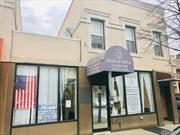 Professional Office / Retail Space Available For Rent In The Most Desirable Area Of Middle Village. Approximately 1900 Sq Ft Currently Used As A Cardiology Office. Property Offers 4 Examination Rooms , 2 Offices & 2 Bathrooms . 1 Bathroom With Handicap Access. 2 Waiting Areas And A Reception Station. Office Also Has A Yard Access!!!