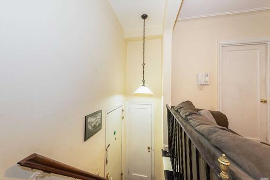 Unique, Large, And Bright One Br Apt In The Coveted Berkeley. This unit retains all of Its Original Details And Charm, Including It's Own Staircase With Wrought Iron Work. Archways, Doors, Original Doors, And Built-In Abound This True Diamond In The Rough