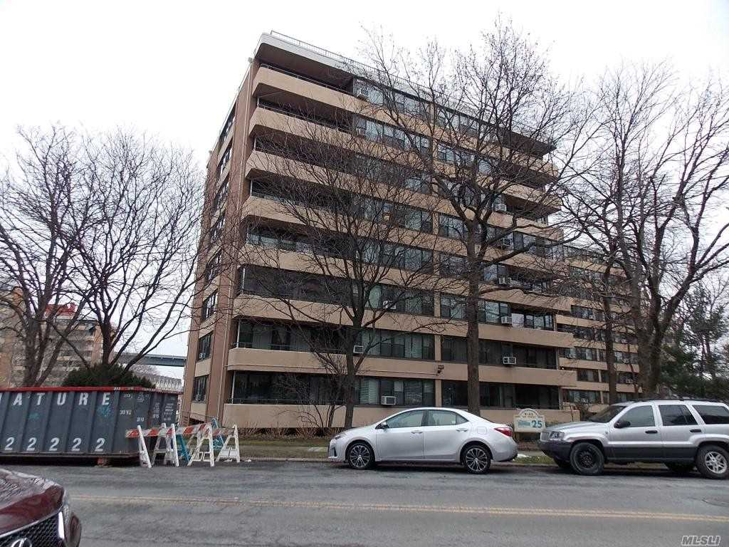 ID: (BAR) One Bedroom Apartment Spacious And Sunny On 3rd Floor. Large Living Room, Dining Room, Open Kitchen, Large Terrace, Parking Spot Available For $8500 Payable To Co-Op. Fitness Center, 2 Outdoor Pools, 3 Tennis Courts, Clubhouse, Restaurant, Located Near Express Bus To Manhattan. Must See!!  For more information please contact Carollo Real Estate (718) 747-7747, or visit our website at CarolloRealEstate.com  Why Go Anywhere Else?
