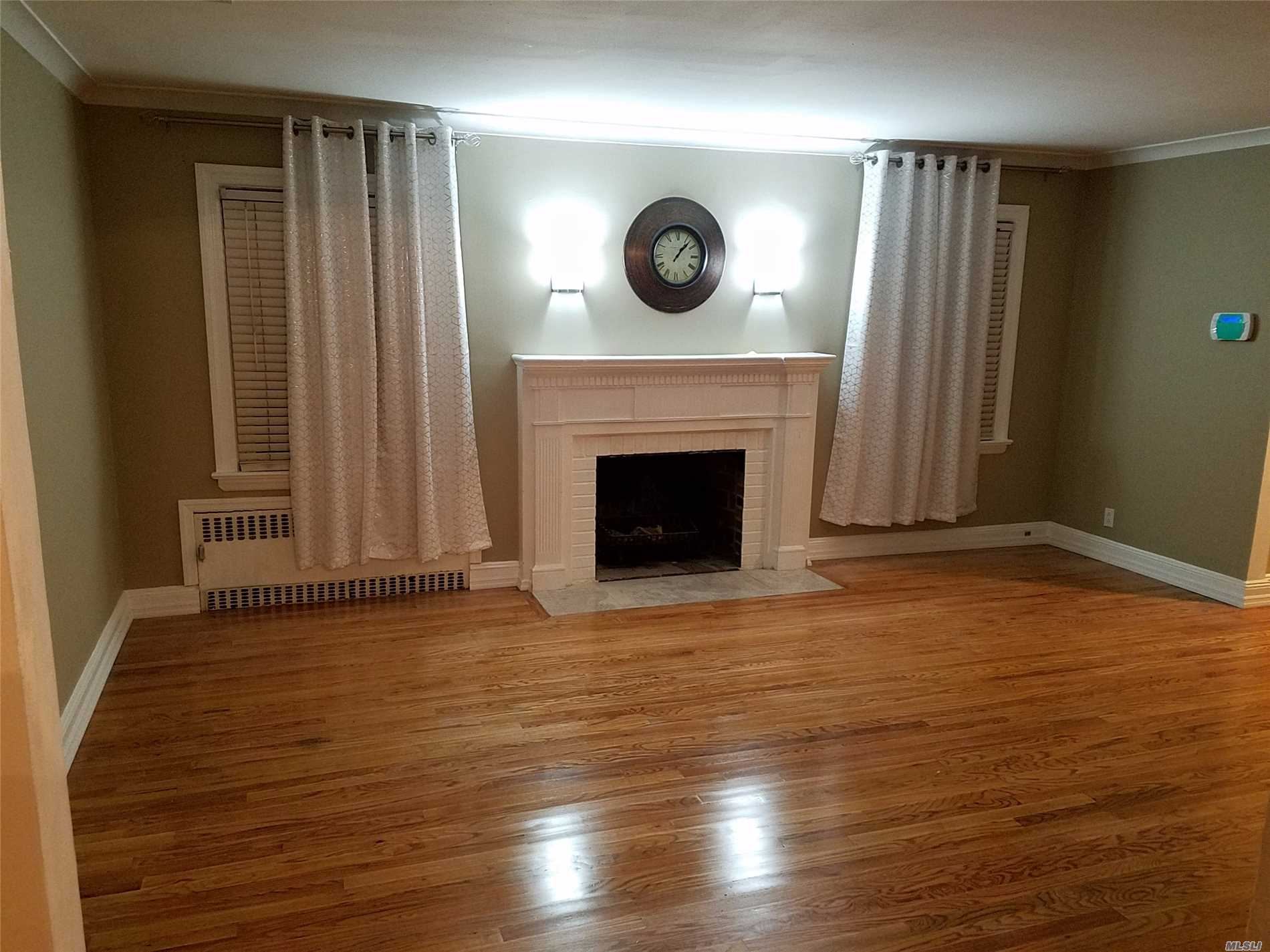 New Reno And Painted, Hardwood Floors Throughout With Nice Cozy Wood Burning Fireplace, Parklike Grounds.
