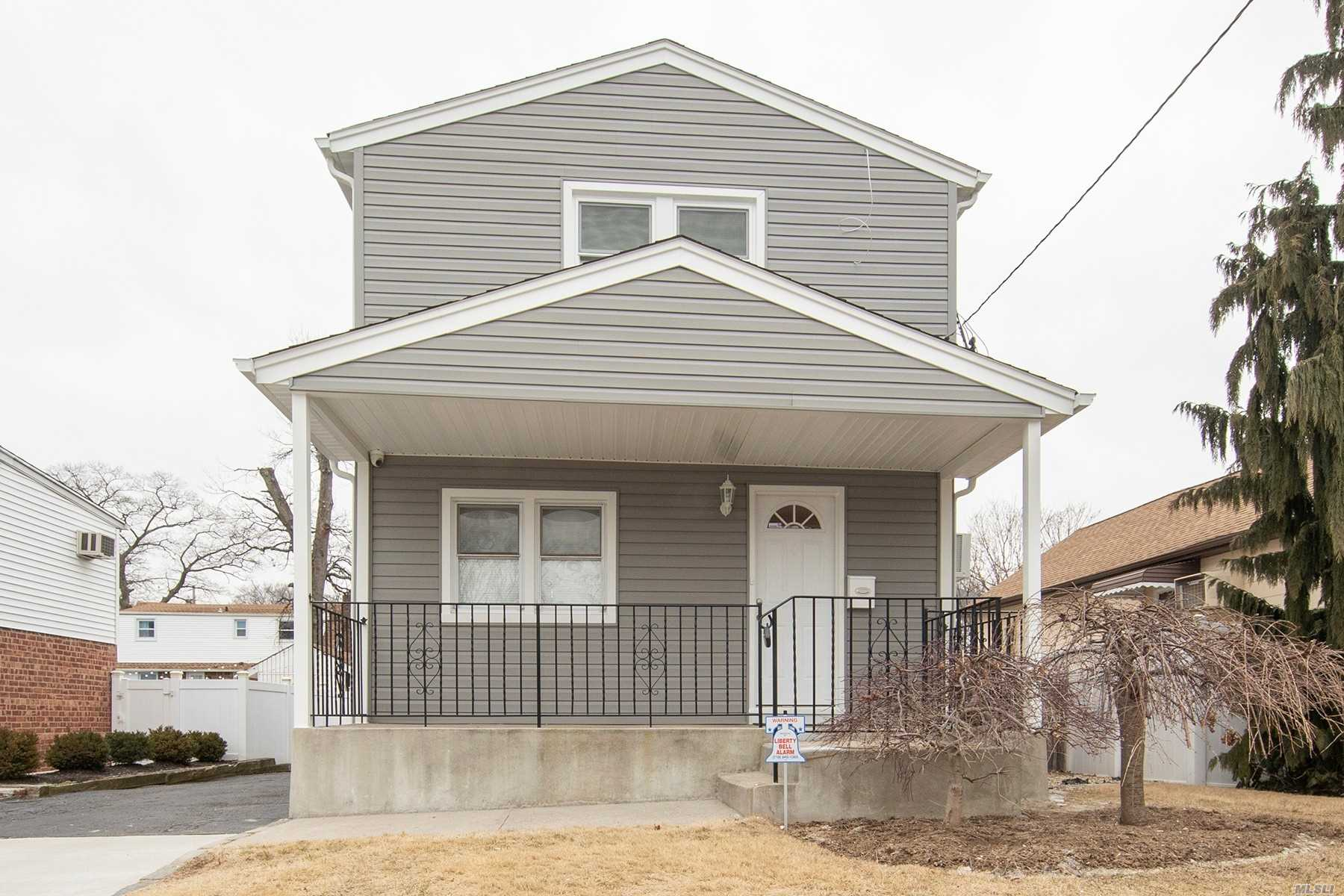 Gorgeous Home; New Kitchen (Stainless Steel Appliances); New Washer & Dryer In Kitchen; New Full Bath; Bedrooms Are Wired For Cable; Camera System (Interior & Exterior); Finished Basement.