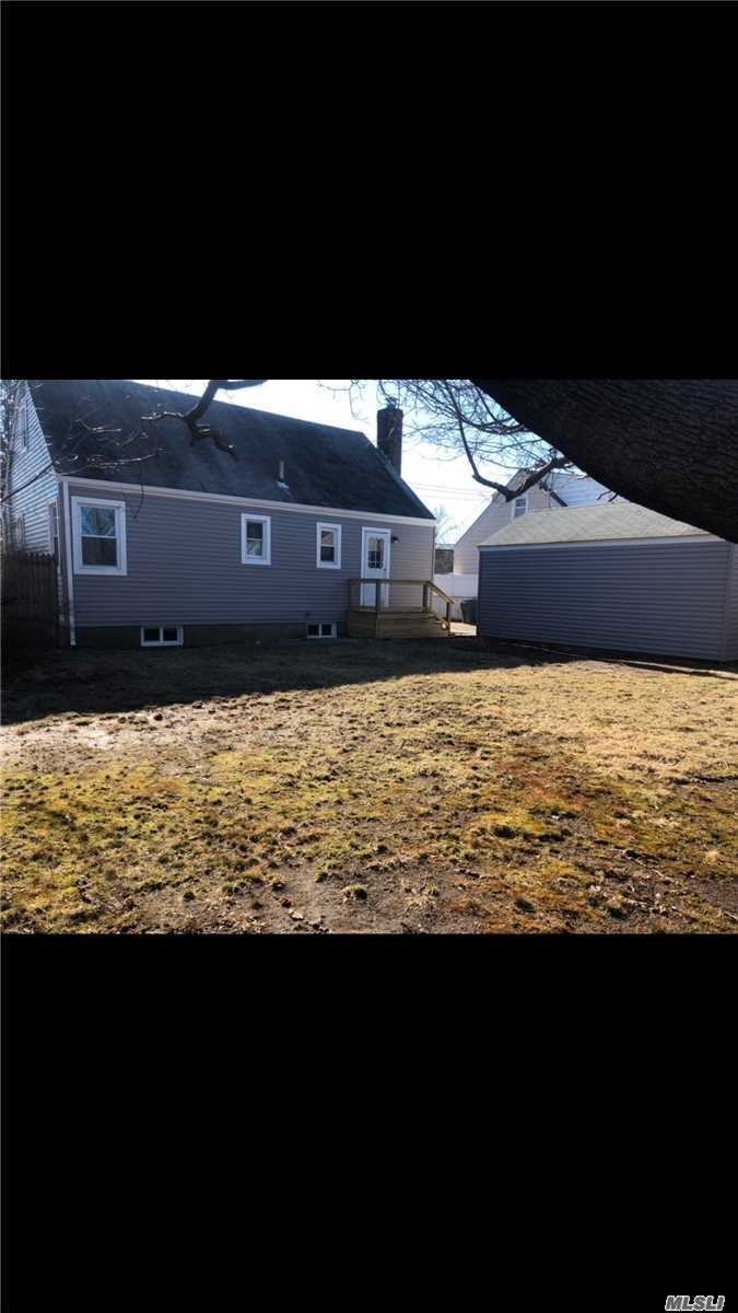 Newly Renovated, New Siding, Kitchen, Bathroom. Ready To Move In