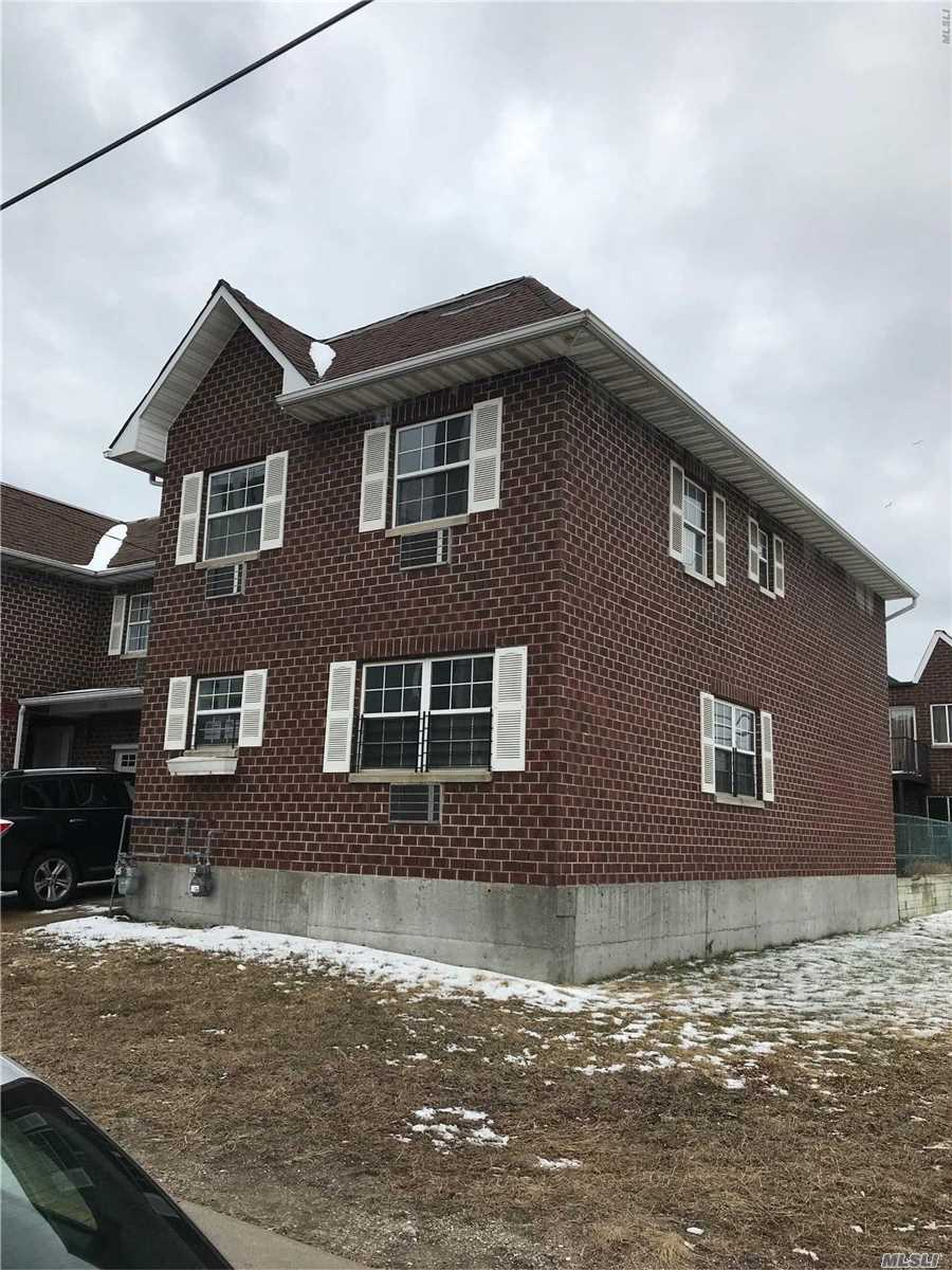 Renovated 2 Br Apt With Living Room, 1 Full Bath. New Combo Kitchen Cabinets. Hardwood Floors, New Windows. Bright, Quiet,  Close To Transportation, Shopping Center, Ocean Beach. Good School District.