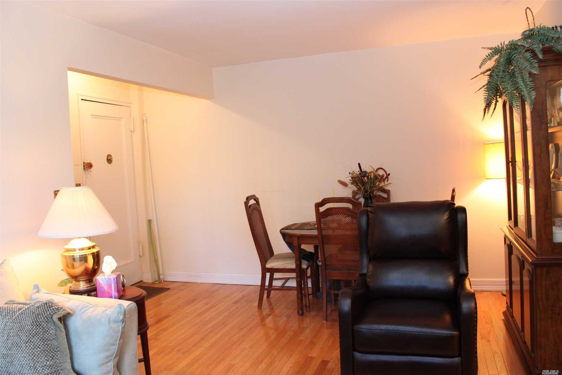 Don't Miss This Super Affordable Apartment In The Heart Of Queens. This One Bedroom Space Has Been Meticulously Maintained And Is In Move-In Condition. Make This Purchase And Own For Less Than Rent. Enjoy Being Conveniently Located With A Short Walk To All Shops And Transportation. Lirr To Penn In Less Than 15 Minutes. Also Walk To E&F Or J&Z Subway. Busses To Jfk.