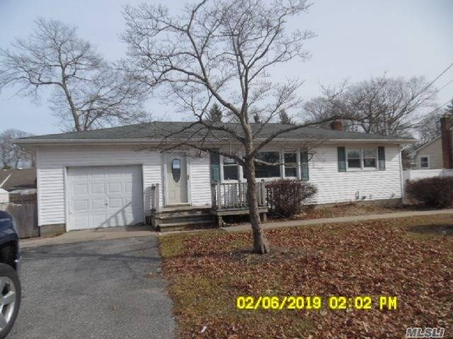 Great First Time Buyers Home Local All Necessary Amenities, Needs A Homeowner's With Vision, With A Partially Finished Basement, And Outside Entry. Needs Cash Or 203K Financing