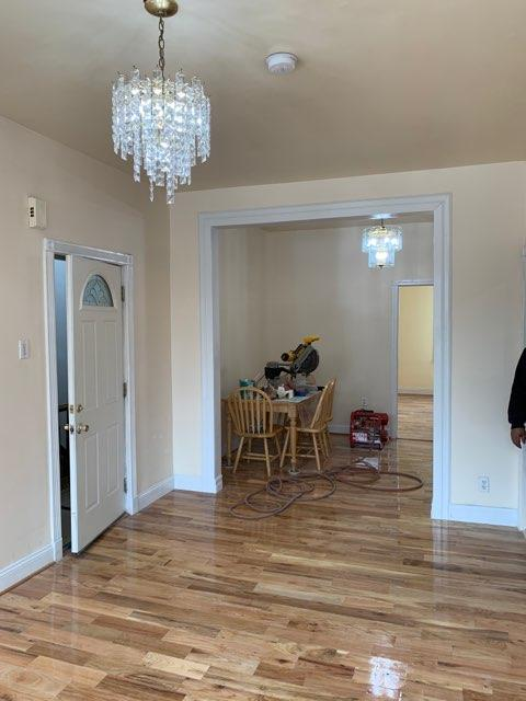 Beautiful 3 Bedroom Apartment For Rent In Ridgewood. Features Living Room, Dining Room, Kitchen, And 1 Full Bathroom. Hardwood Flooring Throughout! Heat And Water Included! Ample Street Parking! Close To Shopping And Transportation. A Must See!