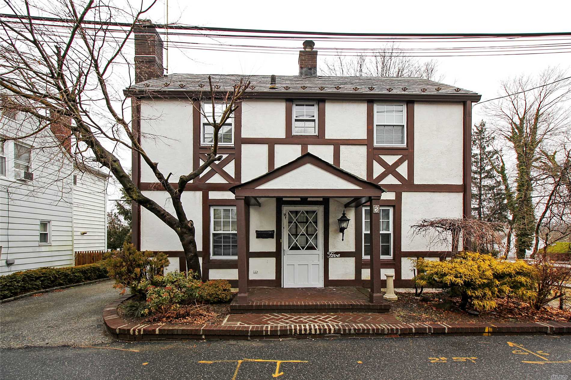 Charming Colonial Home On Quiet Block Just Off Middle Neck Road Close To Kings Park. This Home Has A Lovely Living Room With Fireplace And Wood Floors, A Dining Room, And Kitchen On First Floor. This Home Also Has Two Bedrooms On The Second Floor Plus A Full Bath. The Finished Basement Has Lots Of Extra Storage. Private Off Street Parking And Backyard