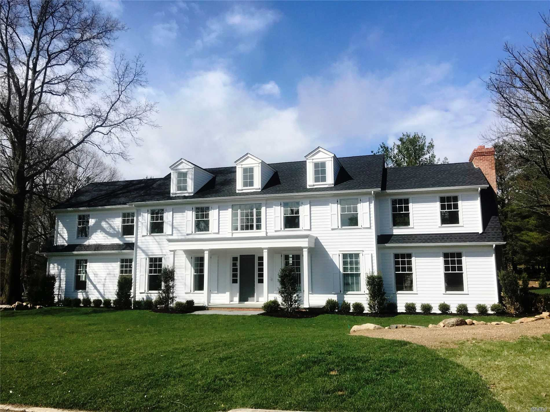 Magnificent 2019, 5000 Int.Sq Ft. Over 1/2 Acre, 5 Bedrooms, 5.1 Full Baths, Guest Room W/Private Enterance.2 Car Garage. Top Of The Line Appliances, 3 Zone Cac & Heating. Special Amenities.