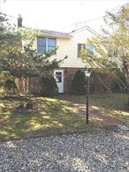 This Is A Two Story House Part Brick, Circular Driveway. In A Very Desirable Location In Southampton, Off Of North Sea Rd. Close To Roses Grove. The Bay Is On The End Of The Street. All High End Homes On The Bay Front. This House Has Been Priced To Sell! Location Location Location. Two Lots Attached To The Property Not Subdividable, Separate Tax Number And Bill, $1385. There Is A Shed On One Of The Lots That Can Be Turned Into A Pool House Or A Garage, Room For A Pool.