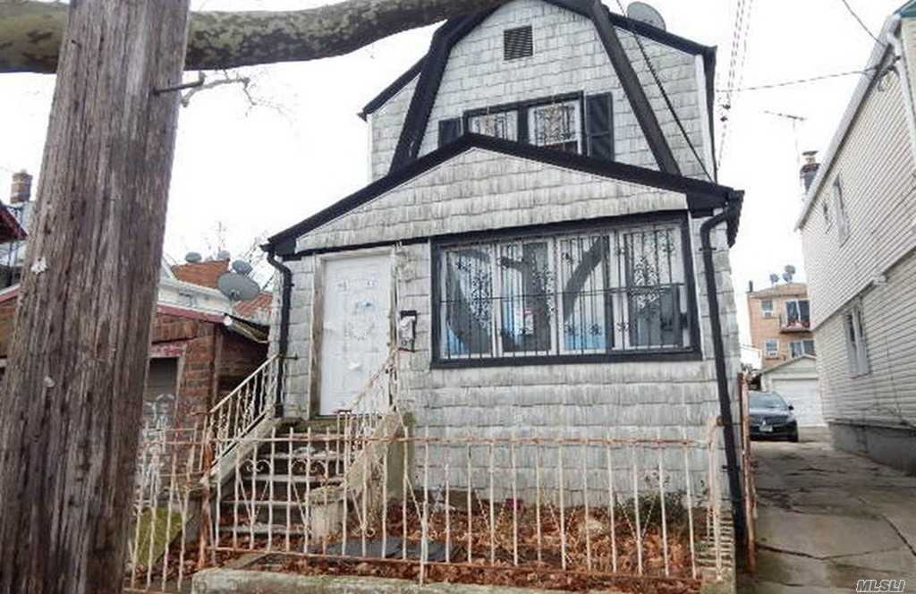 2 Family Home Needs Tlc 3 Bedrooms 2 Baths Finished Basement