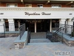 Don't Miss This Fantastic Wyndam House, One Level, Spacious Apt. This Unit Features A Very Large Living Room, Large Bedroom, Full Bathroom, Dining Room And Efficiency Kitchen. Immaculately Maintained And Updated Building. Just Blocks From Lirr And Major Shopping, Downtown Lynbrook. Enjoy The Summer Sunshine Sitting Poolside.