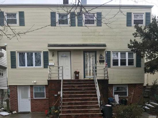 Lovingly Maintained 3 Br 1 1/2 Bath Colonial In The Heart Of Rosedale. Full Finished Basement, Possible Mother/Daughter W Proper Permit. Convenient To All