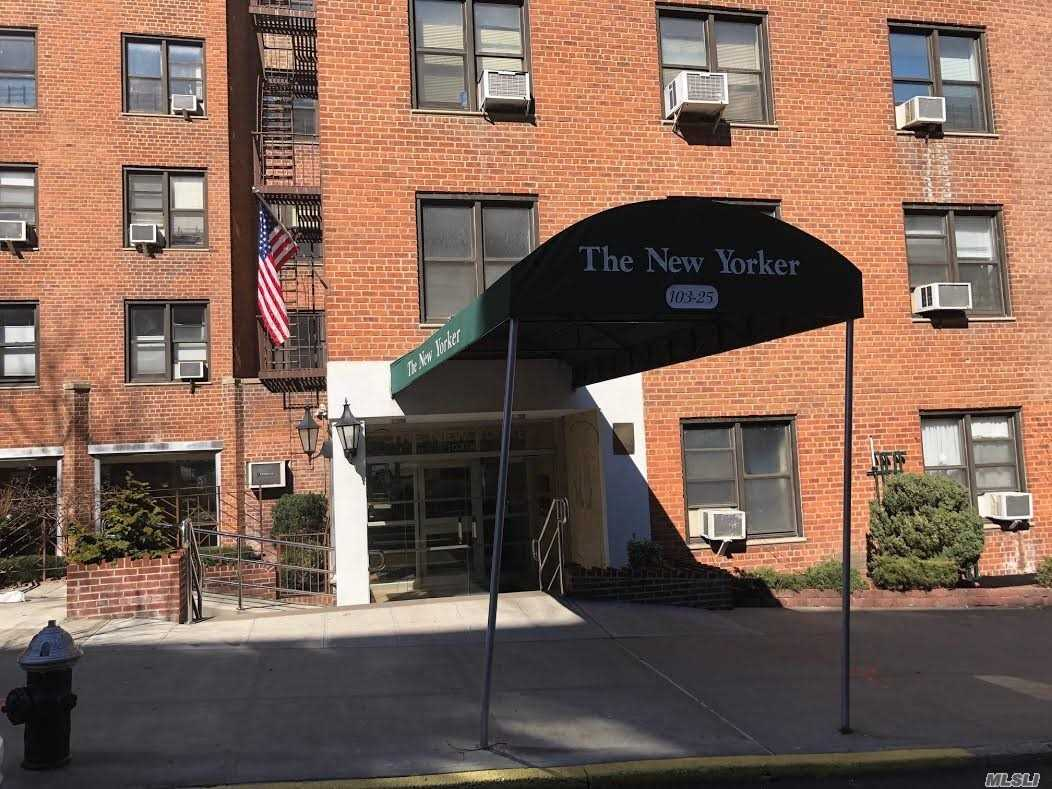 Large 3 Bed 2 Bath Apt Steps To Queens Blvd, Building With Doorman, Gym And Kids Play Room