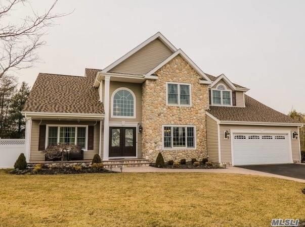 Absolutely Stunning Home Located In Cul-De-Sac In Summerfields Gated Community.. This One Has It All. Mastr Suite W/Brand New Top Of The Line Mstr Bath, 3 Generous Size Br's. 2 Additional Full New Bathrooms. Newer Heating, Cac, New Windows. Eik W/42 Maple Cabinets, Corian, Double Wall Oven & French Doors Leading To Country Club Setting On 1/3 Acre. 4 Year Old Salt Water Sport Igp, Trex Deck With W/ Sunken Hot Tub. Brand New Paver Walkway & Stoop Must See Hoa $222 Includes Clubhouse W/ Gym