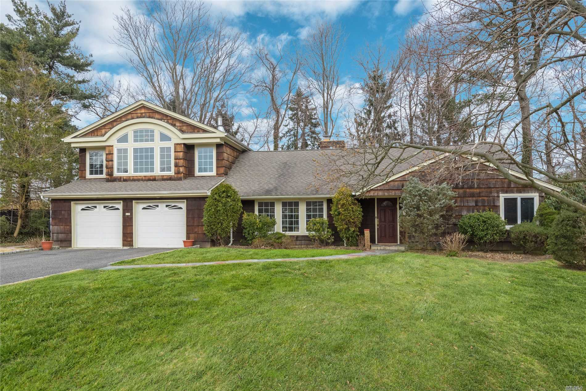 New To The Market. Totally Renovated Open & Airy 4 Bedroom 3 Full Bath Expanded Ranch. New Kitchen With Corian Countertops, Stainless Steel Applncs & Radiant Heat. Lr With Vaulted Ceilings, Oversized Family Room/Den (Which Could Be Easily Converted To 2 Brs & Plumbing For Bathroom Is Accessible. 2 Masters On The Main. Full Size Attic With Wood Floors. Flat Property Overlooking Golf Course.