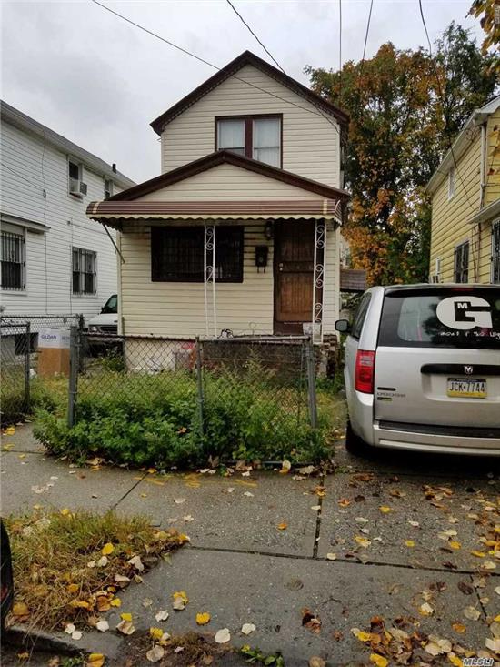 Home Is In Need Of Renovation. If You Are Looking For A Major Project. This Is The House For You. Quiet Block On A Dead End Street.