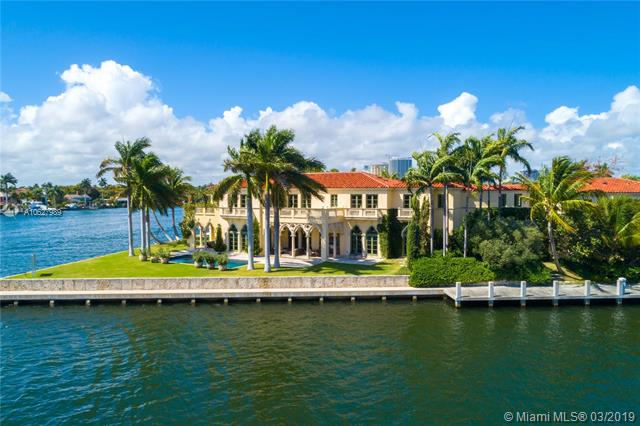 Auction: Bidding Opens April 9. Bidding Ends Live April 12. | Currently $36.25M. Selling Without Reserve. | Open Daily 1 To 4Pm By Appt. Stroll Through Sunlit Loggias, Glimpsing Sparkling Blue Vistas Of The Intracoastal Waterway Through Carved Lancet Arches. Surrender Your Senses At Bella Fortuna. Take A Luxurious Swim Enveloped In The Warm Saltwater Pool, Enchant Guests With Al Fresco Sunset Cocktails, Or Snuggle Up With Your Beloved Under A Canopy Of Stars.This Splendid Oasis Sits On A Peninsula With An Expanse Of Secluded Waterfront, Including 350 Ft Of Dockage To Accommodate A Mega Yacht, That Is Singular In Its Rarity, Beauty, + Its Exclusive Location. Steps To Beach+Las Olas Blvd.Rare Double Point 750 Ft Deep Waterfront.Direct Ocean Access.Elevated. Newly Constructed.Multiple Awards.