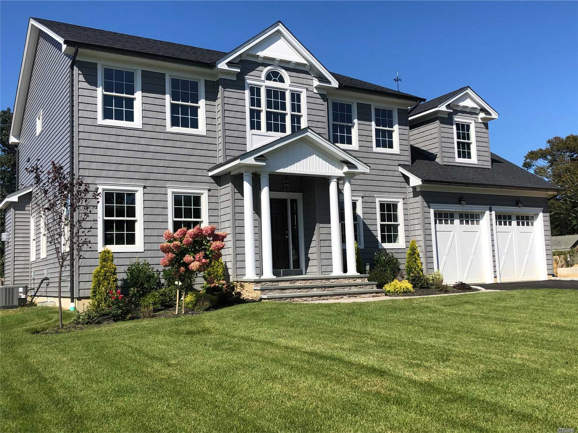 Beautiful New Construction In South Sayville! 3000 Square Feet Of Living Space With Hardwood Floors On First And Second Floors, 5th Bedroom/Office On Main Floor, Plus Full Basement And 440 Sf 2-Car Garage. Quality Construction And Attention To Detail! Still Time To Customize! Lot Is Shy 1/2 Acre. Close to Beach, Marina, Ferries and Town! Survey, Plans And Specs Are Attached. Photos Shown Are From Recently Completed Home By JLP Associates, And Resemble What Will Be Built.