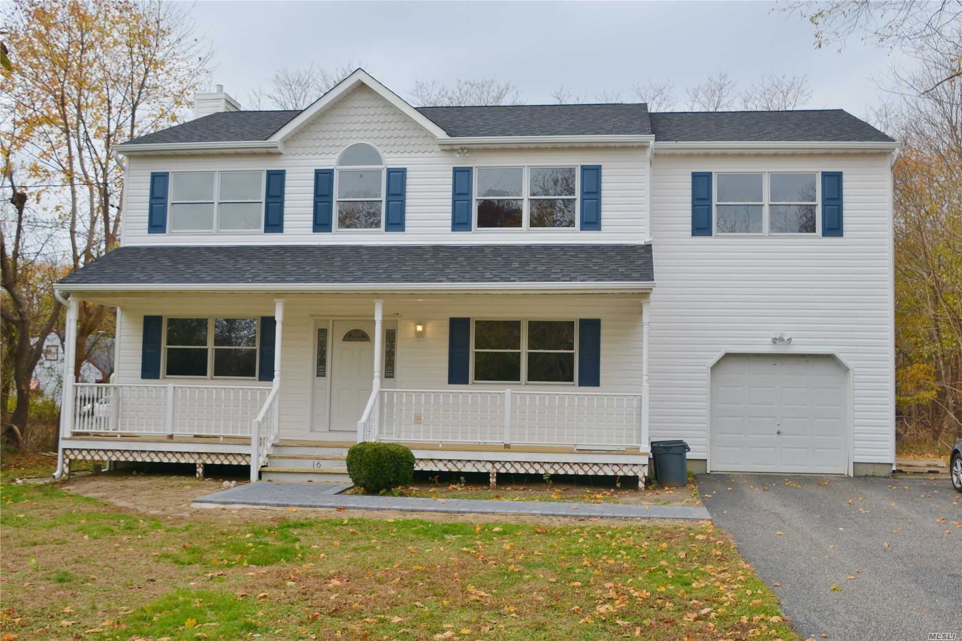 Completely Remodeled Home! New Everything From Roof, Kitchen, Appliances, Hardwood Floors, Doors, Carpets, And Bathrooms. 2, 574 Square Feet Just Completed!