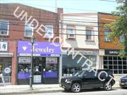 Mix Use Property. Includes Storefront, Basement, And One Br Apartment With Proper Permits