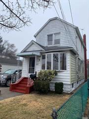 Beautiful Colonial Home In The Heart Of Valley Stream Mint Condition 3 Bedrooms, 1 Bathroom Brand New Boiler Gas With 2.5 Car Garage And Long Driveway Good For Parking Four Cars. Near To Lirr, Jfk And Green Acres Mall. Come See This House And Make Yours.