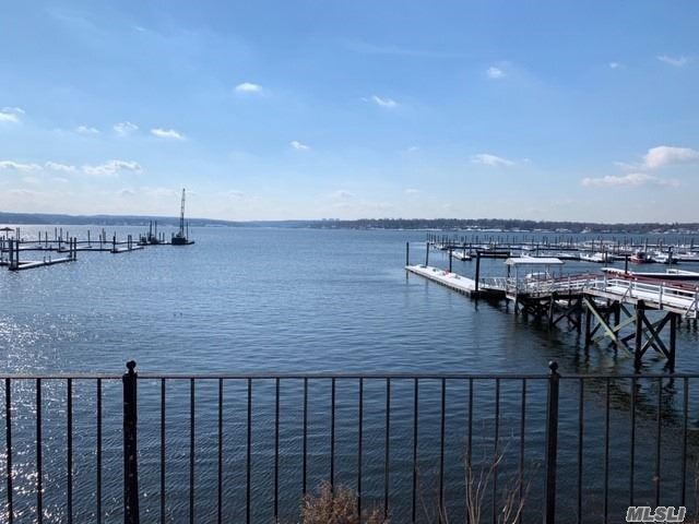 Magnificent Waterfront Totally Renovated 2 Bathroom X 1.5 Bath, First Floor Apt, Hw Floors, Lr W/Sliding Glass Doors To Patio Overlooking Water. Cac, Offstreet Parking, No Pets