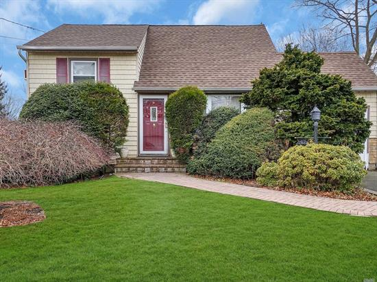 Welcome To 110 Adams, This Great Home Features Formal Living Or Dining, Family Room With Fireplace, Kitchen With Breakfast Nook, Playroom, Screened Porch Out To Yard, 3 Bedrooms, Full Bath And Much More....Do Not Miss This Updated And Maintained House.