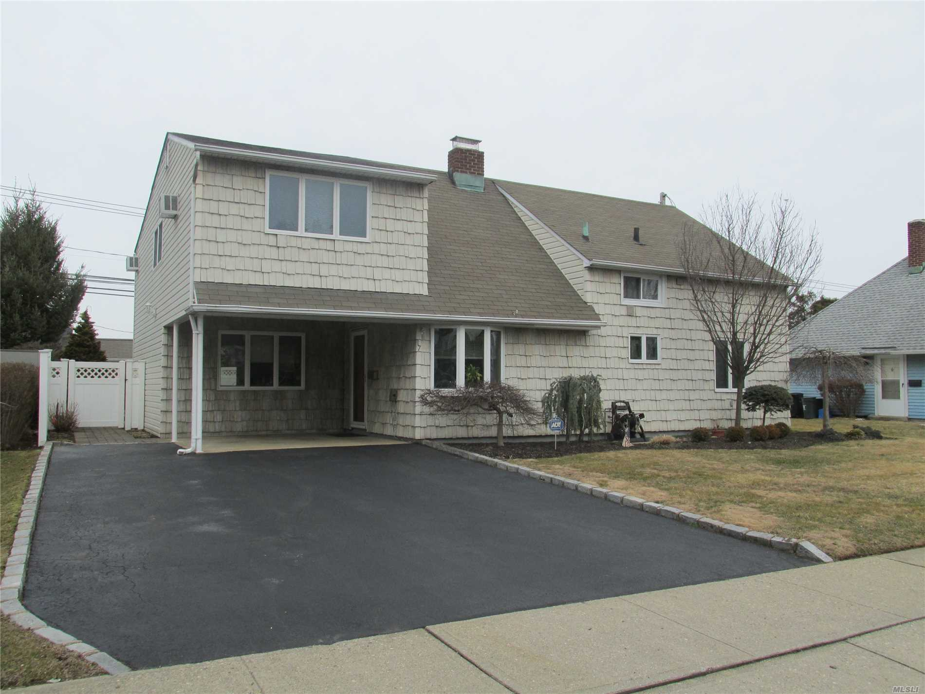 No Need To Play The Lottery..You've Hit The Jackpot With This House..Gorgeous 5 Br..2 Full Bath Expanded Ranch..Granite Eik..Formal DR with Fireplace..Updated Full Baths..Large Master Br..Anderson Windows..150 Amp Elec..Engineered Hardwood Floors..Igs..Large Yard and Patio..Bonus Room..Possible Mother/Daughter With Proper Permits..Tax Grievance Filed For 20/21..This Is A Must See!