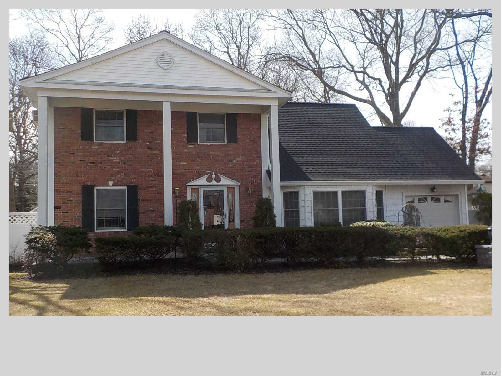 Move Right In To This Beautiful Blair Colonial!! Numerous recent updates, Polished Hardwood Floors On 1st Level; Eik W/Silestone Counters &SS Appliances; Roof -2 Yrs; Anderson Renewal In Front /Replacements In Rear; Upstairs Bath W/Whirlpool Tub; Washer /Dryer On Main Level; King Sized Master Bedroom Suite W/Fbath; Cozy Family Room W/Fireplace; Slider To Yard W/Paver Patio; Vinyl Fenced Yard; 150 Amp Electric; 275 g oil tank in basement