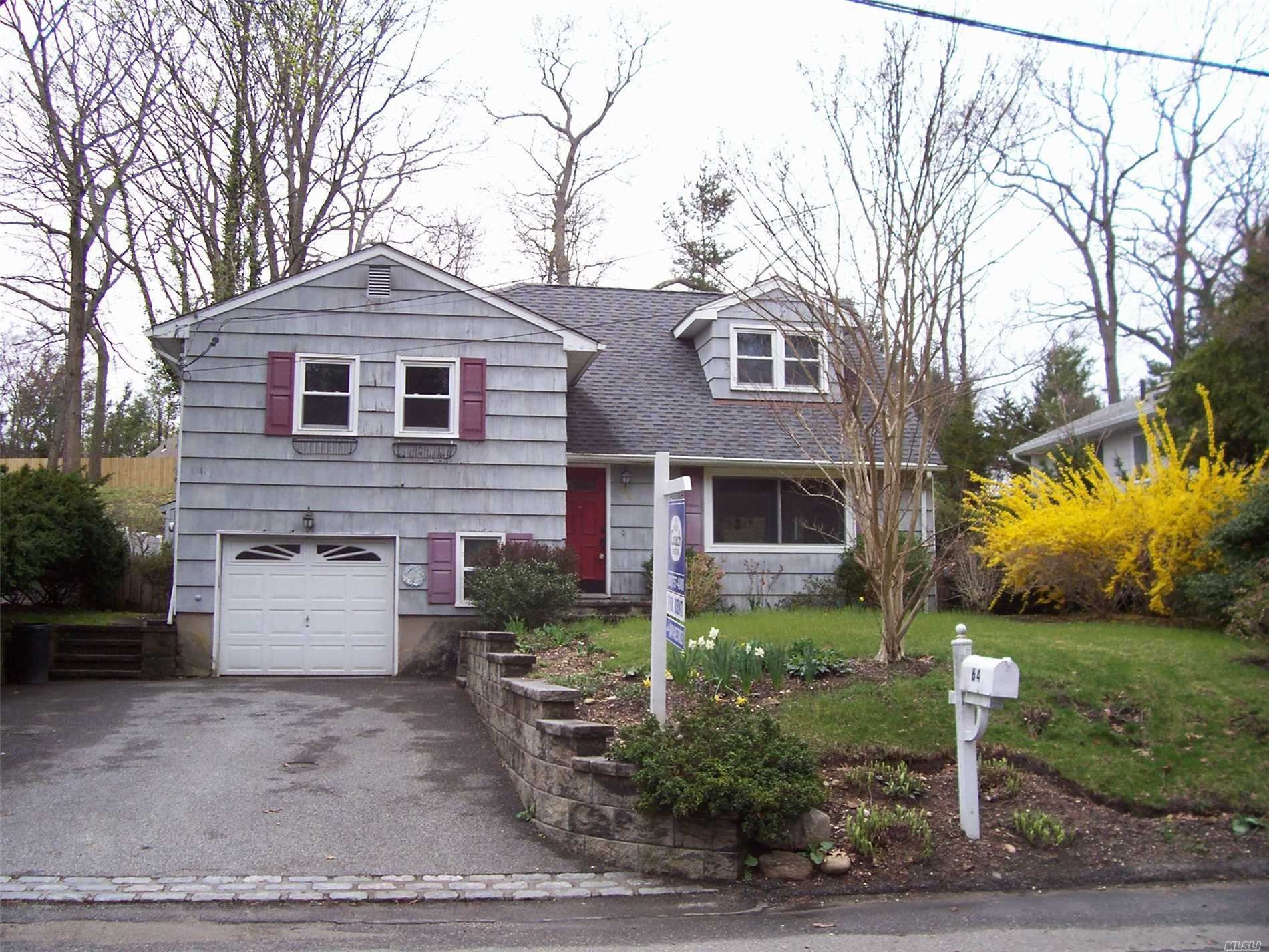 Spacious Home And Great Area - Convenient To Everything, Fenced Yard, Gas Heat, Cac, Updated Kitchen And Baths, Pets Ok