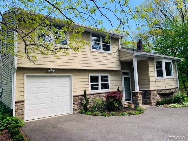 An Oasis Of Serenity In This Beautifully Updated Home Just Minutes Away From Hospitals, Village, And All The Village Amenities. Modern Eik W/Gas Stove (Propane Tank), Custom Wood Floors, Porcelainplank Floors, Quartz Kitchen Counters, 3 New Windows.
