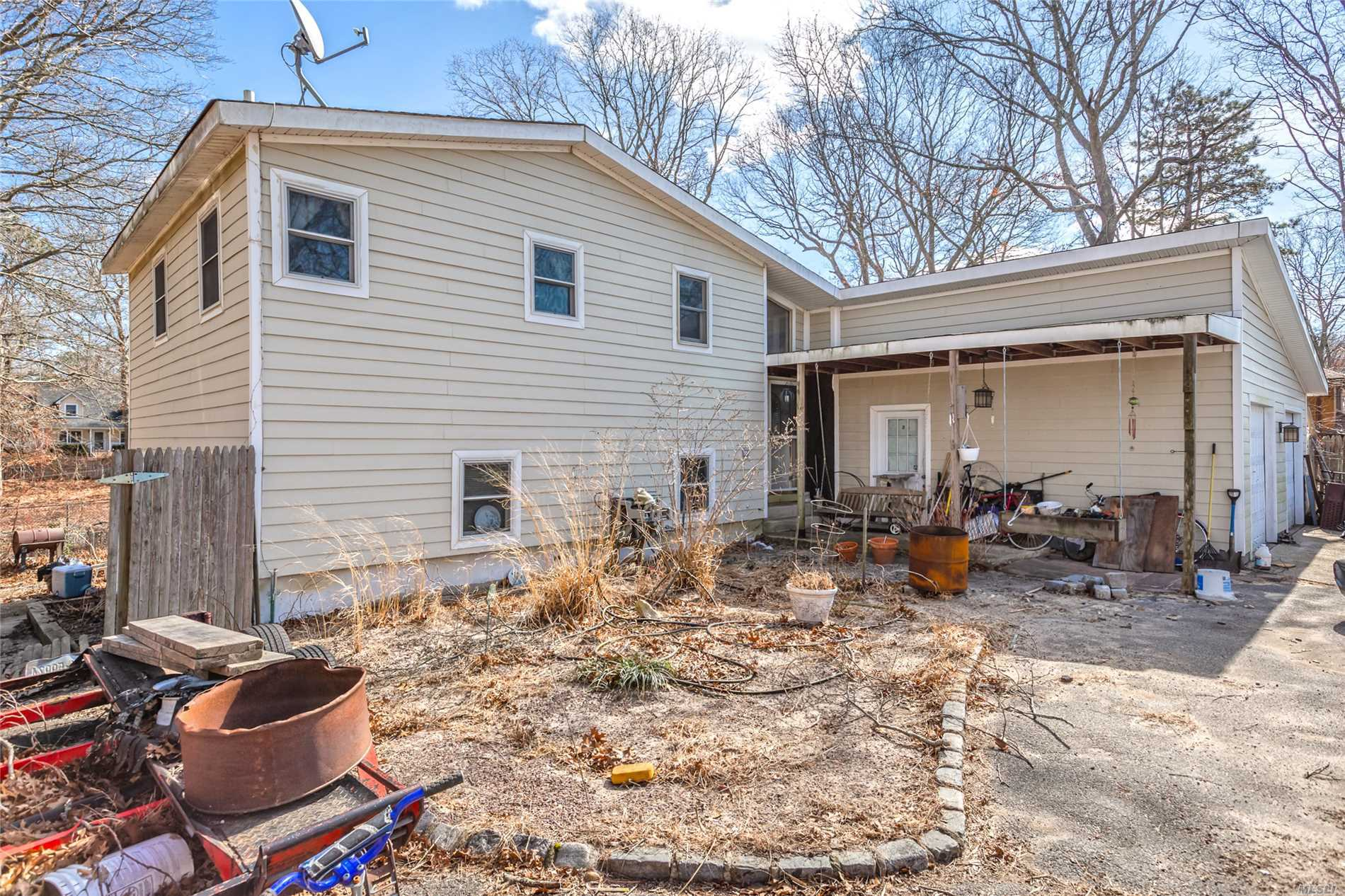 2, 116 Sqft 3 Bed, 2 Bath Handyman Featuring Entry Foyer, Eik, Living Room, Dining Room, Family Room, Hw Floors, Fireplace, Master Suite W/Wic & Master Bath, Upgraded Bathrooms,  Leaking Skylights, Roof Done Approx 2009, Top-Of-The-Line Siding Less Than 10 Yrs Young, Part Basement, 2 Car Garage, Large .69 Acre Property, L-Shaped Pool Needs Work, Cash Or Renovation Loan Offers Only, Being Sold As-Is...Bring Your Toolbelt And Make This Home Beautiful Again!
