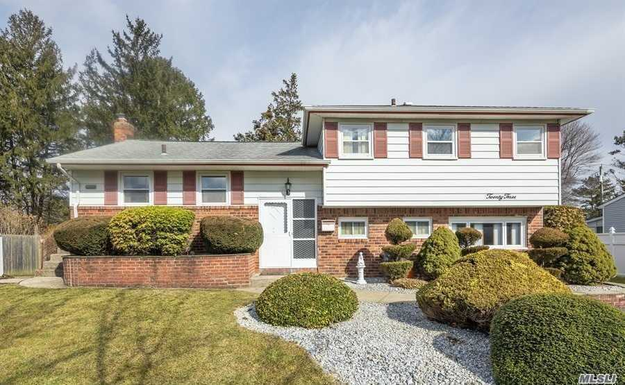 Well Taken Care Of Home. Plenty Of Closets, Gas Fireplace, Part Finished Basement, Laminate Floor, Slop Sink, Standing Freezer, 200 Amp Elec, Lenox Furnace, Rheem Cac, Pull Down Attic Steps, Den Has Wet Bar W/Ref & S S Sink, Replaced front windows.