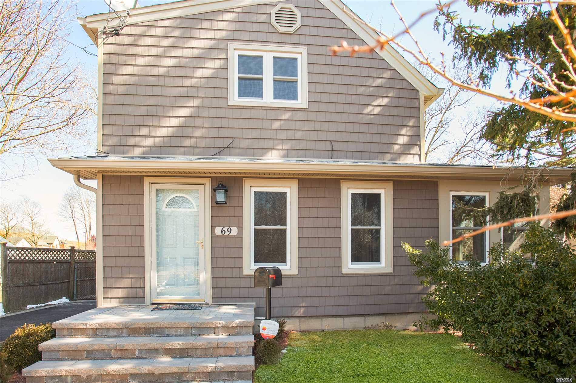 Patchogue Village Living! This Home Is Located Near To Patchogue Village And Has Easy Access To The Fire Island Ferry. So Much Potential. Newer Windows And Siding. Spacious Rooms. Large Property With Large Detached Garage. Taxes W/Star 7993.71