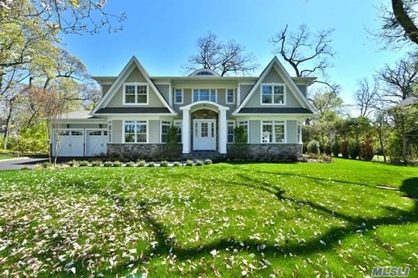 Custom Built Center Hall Colonial On A Tree Lined Street In The Heart Of East Hills. Approximately 1/3 Acre. Designer Gourmet Kitchen With Top Of The Line Appliances (Thermador), State Of The Art Bathrooms, Den With French Doors Leads To A Beautiful Back Yard. Surround Sound On First Floor. Roslyn Schools. Close To East Hills Park.