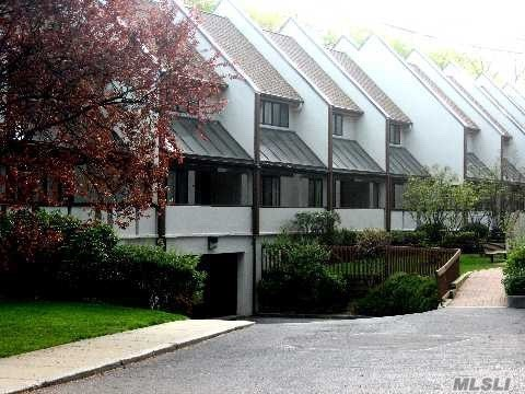 Bright, Totally Renovated & Ready To Move In 1 Bedroom, 1 Bath Condo In The Heart Of Great Neck Just Blocks From LIRR / Town In Lovely & Serene Stonebridge Condominium Complex. Features Include Brand New Eat In Kitchen, Brand New Bathroom, New Carpet To Be Installed, New Sliding Door To Beautiful Balcony, 1 Indoor Parking Spot (2nd Spot Available For Additional $150/Month), Waster / Dryer In Unit. Condo Rental With No Application! Available Immediately. A Must See!!