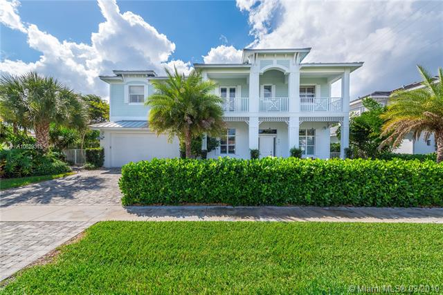 A Showstopper! Please Tour This Incredible 6 Bedroom, 4.5 Bath Two Story Key West Style Home And Be Instantly Transported To The Florida Keys. This Deceptively Large House Has A Wide Open Floorplan, Massive Ceiling Heights, Spacious Bedrooms And An Incredible Amount Of Closet Space; All Nestled Into A Warm Home With Cozy Corners And Intimate Spaces. Every Design Detail Is Thoughtful And Creative, Perfect For Entertaining As Well As Everyday Living. The Boca Villas Area Is Undergoing A Complete Transformation With New Construction Around Every Corner. It Is Truly A Perfect Time To Take Advantage Of This Gentrification And Changeover. If You Ever Thought To Buy A Teardown And Build Your Dream House, This Would Be It. Save The Three Years And Brain Damage And Move In Here Tomorrow!