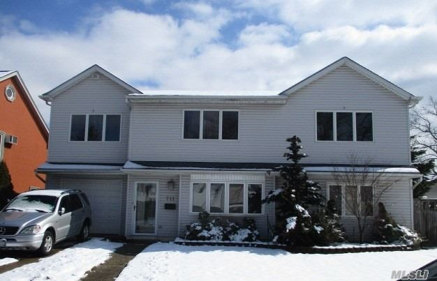 3 BEDROOM, 2 BATHS, SPACIOUS COLONIAL WITH 1 CAR ATTACHED GARAGE