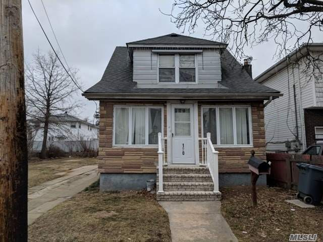 Colonial Style Home On Quiet, Mid-Block Location Is In Need Of Your TLC! 3 Bedrooms, Full Bath, Kitchen, Formal Dining, Living Rm, Full Basement, & Detached Garage. Nice Sized Yard As Well! Excellent Potential So Bring Your Imagination & Make This Sweet Little House A Home Again!