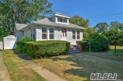 Lovely 3 Bedroom Ranch In Farmingdale For $389, 000. A Great Midblock Location Situated On An Oversized 50X125 Lot, Less Than 3/4 Of A Mile From Lirr And 1/2 A Mile To The Village! A Great Home W/ Huge Basement & Attic, Garage, Gas Heating & Cooking, Hardwood Floors & Extremely Low Taxes!