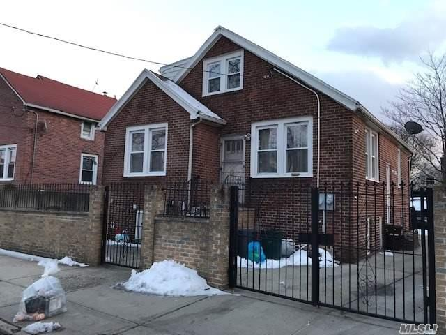 One Big Family Brick Detached With Private Driveway. Close To All The Transportation.
