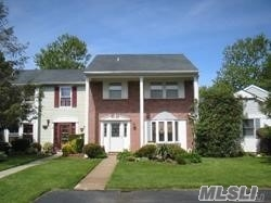 Sale may be subject to term & conditions of an offering plan.  Best Location!! Lovely Large Home! 3 Br's, 2.5 Bths! LR, DR, Fireplace! Great Fenced Patio! Attic w/pull down stairs! Clubhouse w/Pool, Gym, Tennis, Playground! Beautiful Development! Near Beach and Marina! Shopping and Great Restaurants! Port Jefferson Harbor! Must See!!! Motivated Seller!