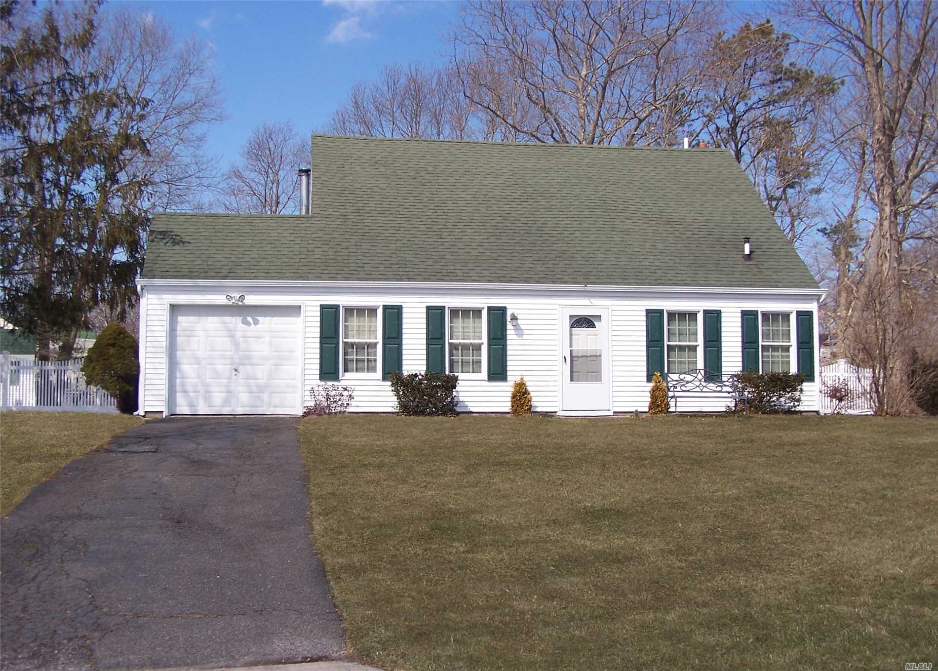 4/5 Bedroom Colonial With 2 Baths- Move-in Condition! Anderson Windows- Pergo & Ceramic Flooring- Recessed Lights- 20 X 40 IG Pool- .50 Acres- Roof Approx 8 Years- 1 Car Garage- Fully Fenced.