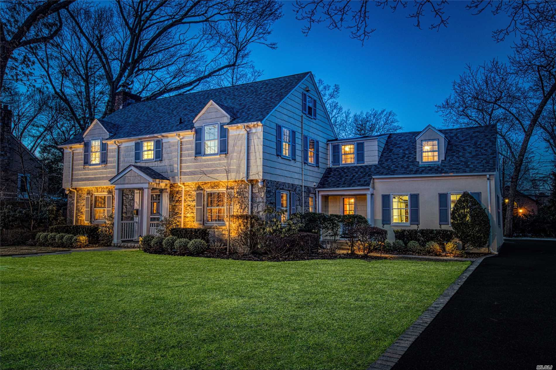 Welcome To This Mid-Block Old Canterbury Colonial Situated On A Park-Like Property. Boasting 5 Bedrooms & 3 Full Bathrooms, 2 Car Garage, A Full-Finished Basement And 2 Fireplaces. Featuring A Beautiful Living Room Extension, Hardwood Floors Throughout & An Elegant Formal Dining Room. Make This Beautiful Home Yours!