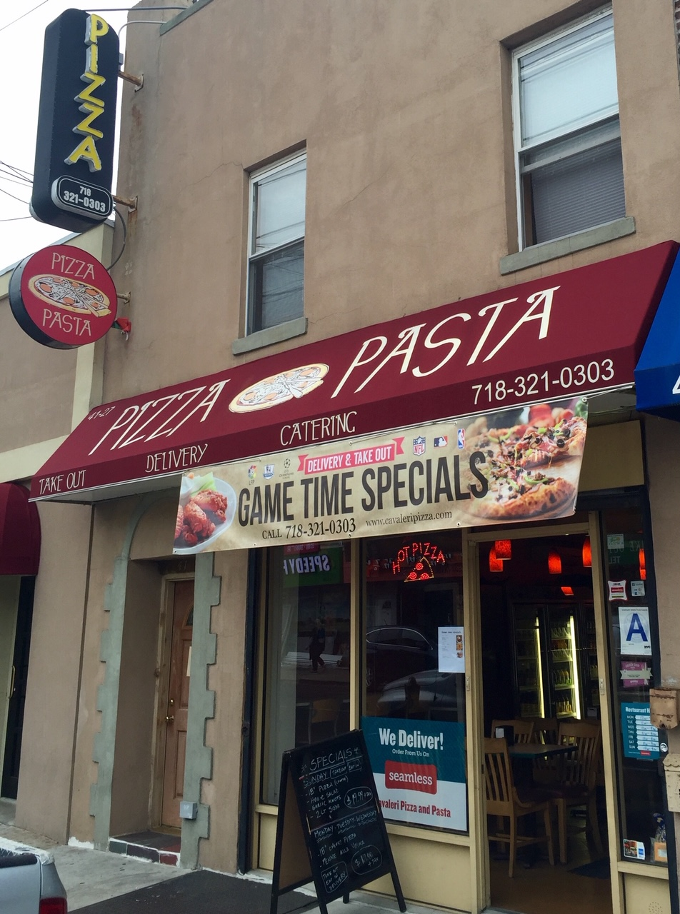 Pizza Restaurant + Delivery Business For Sale In Flushing. Restaurant Is 1,000 Sq. Ft. W/ 1,000 Sq. Ft. Basement And 1 Bathroom. Includes A Fully Equipped Kitchen W/ A Walk-In Box. Buyer Is Responsible For Expenses Such As Rent, Utilities and Insurance. Conveniently Located Near the Long Island Rail Road and Bus Stops. Great Opportunity. Must See!   For more information please contact Carollo Real Estate (718) 224-3083, or visit our website at CarolloRealEstate.com  Why Go Anywhere Else?